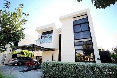 فیلا 4 غرف نوم للايجار في داماك هيلز (أكويا من داماك)، دبي - Upgraded | 4 Beds | Opposite Pool & Park
