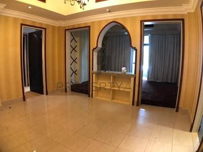شقة 2 غرفة نوم للايجار في المدينة القديمة، دبي - Upgraded 2 BR w Views of Address Downtown