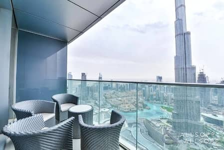 4 Bedrooms Plus Maid | Burj Khalifa View