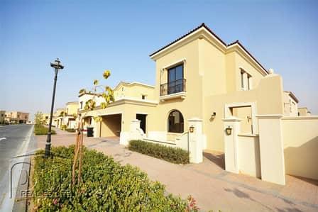 فیلا 4 غرف نوم للايجار في المرابع العربية 2، دبي - Type 2 - Great Location - Oppisite Pool