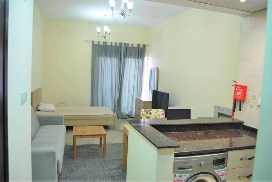 2 Fully Furnished | Fully Fitted Kitchen | High End Unit