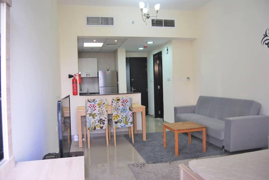 Fully Furnished | Fully Fitted Kitchen | High End Unit
