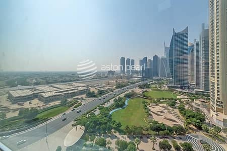 2 Bedroom Apartment for Rent in Jumeirah Lake Towers (JLT), Dubai - Vacant | Spacious 2 BR | Lake and Park view