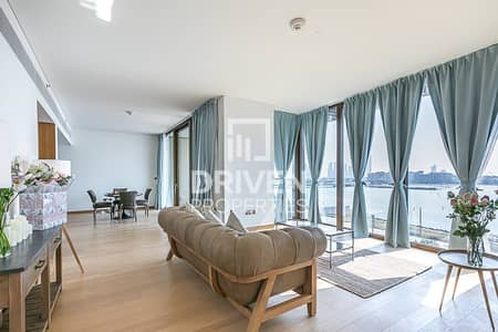 شقة 1 غرفة نوم للايجار في جميرا، دبي - Fully Furnished Unit with Marvelous Views