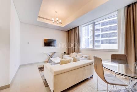 شقة 1 غرفة نوم للايجار في دبي مارينا، دبي - One Bed Fully Furnished | High Floor | Marina View