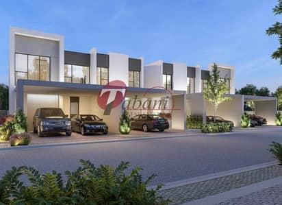 تاون هاوس 3 غرفة نوم للبيع في دبي لاند، دبي - Single Row | Park Facing | Best Location