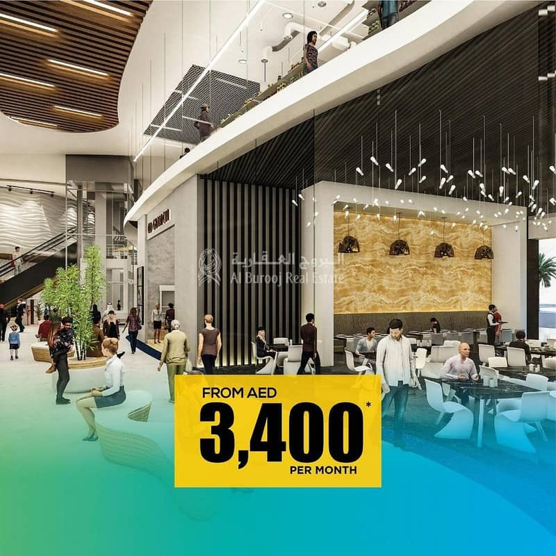 11 Live Big and Pay 1% Monthly at Wavez by Danube