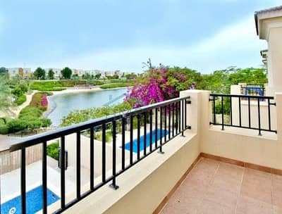 3 Bedroom Townhouse for Sale in Arabian Ranches, Dubai - PRIVATE POOL |LAKE VIEW| LARGE PLOT|RARE