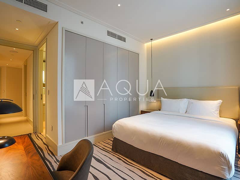 2 Luxurious 3 Beds with Burj Khalifa View!
