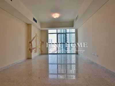 3 Bedroom Apartment for Sale in Al Reem Island, Abu Dhabi - High Floor 3 BR Apartment In Ocean Terrace