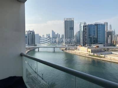 فلیٹ 1 غرفة نوم للبيع في الخليج التجاري، دبي - Canal View | One Bedroom | Fairview Residency