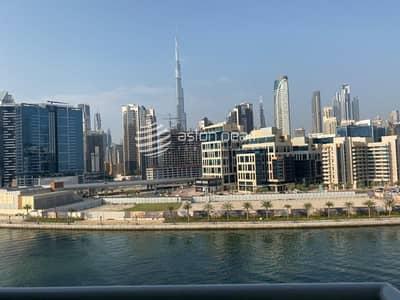 شقة 1 غرفة نوم للبيع في الخليج التجاري، دبي - One Bedroom with Beautiful Creek View in Fairview Residency