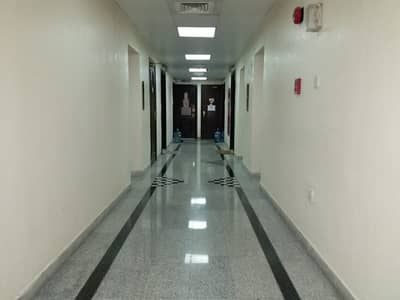 1 Bedroom Flat for Rent in Tourist Club Area (TCA), Abu Dhabi - Spacious Nice 1BHK 1 Bathroom With Big Hall In Tourist Club