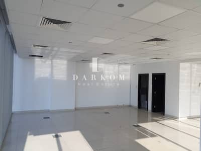 Office for Rent in Business Bay, Dubai - Chiller Included   Near Metro   Fitted Office in Prism