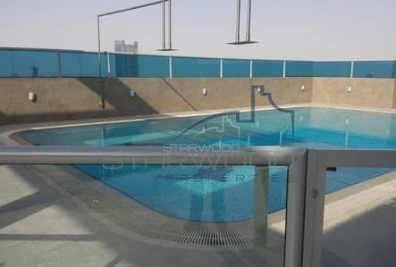 2 Bedroom Flat for Sale in Dubai Sports City, Dubai - Fully furnished 2 B/R - Partial Golf view