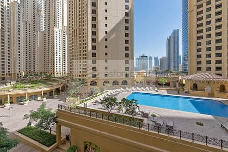 3 Bedroom Flat for Sale in Jumeirah Beach Residence (JBR), Dubai - Upgraded 3BR+M | Community and Pool View | Sadaf 4
