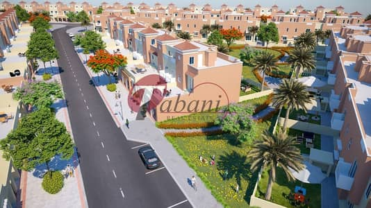 4 Bedroom Townhouse for Sale in Dubai Sports City, Dubai - Pay 20