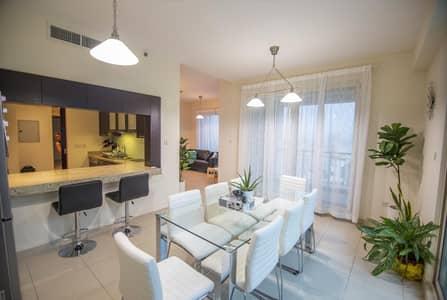 فلیٹ 2 غرفة نوم للبيع في ذا فيوز، دبي - Spacious 2 bedrooms  apartment in Tanaro tower for sale