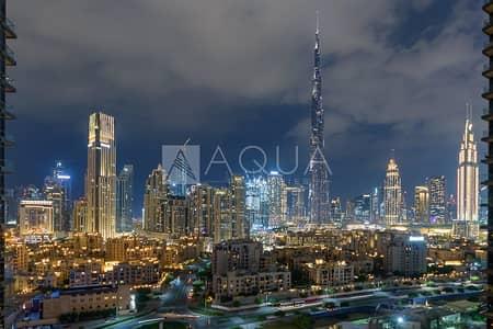 شقة 3 غرف نوم للبيع في وسط مدينة دبي، دبي - Well Maintained 3 Bed | Burj Khalifa view