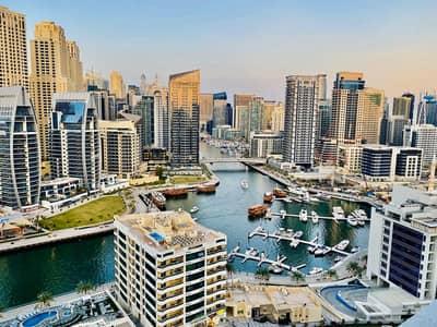 Studio for Sale in Dubai Marina, Dubai - MARINA VIEW - BRAND NEW STUDIO WITH BALCONY