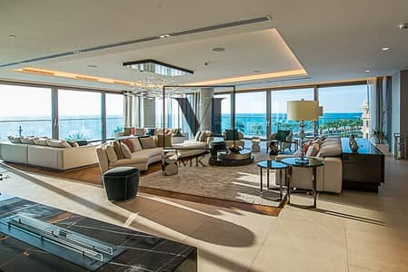5 Bedroom Flat for Sale in Palm Jumeirah, Dubai - Family Apartment| Serviced by W Hotel
