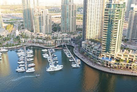 3 Bedroom Apartment for Rent in Dubai Marina, Dubai - Furnished 3BR | Marina View | Ready to Move In