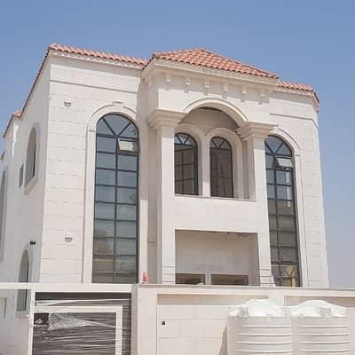 فیلا 5 غرفة نوم للبيع في الياسمين، عجمان - فيلا حجر سوري مساحة بناء كبيره تشطيب سوبرديلوكس