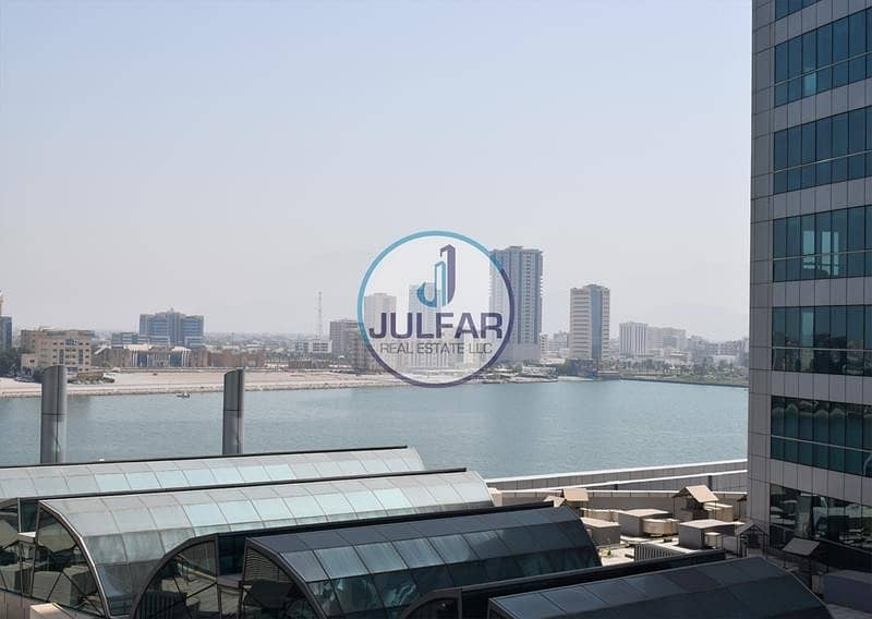 2 Mountain View Studio Apartment for SALE in Julphar Tower