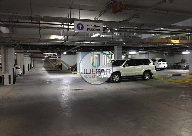 10 Mountain View Studio Apartment for SALE in Julphar Tower