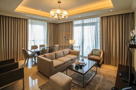 2 Bedroom Apartment for Rent in Downtown Dubai, Dubai - Vacant I Luxury 2 Bedrooms I Fountains Views