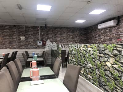 محل تجاري  للايجار في جبل علي، دبي - Busy Restaurant of 2000 sq.ft for Rent near JAFZA