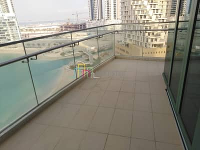 2 Bedroom Apartment for Rent in Al Reem Island, Abu Dhabi - Brand New* Sea View*2 BHK with Balcony & Equipped Kitchen