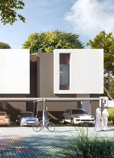 تاون هاوس 3 غرفة نوم للبيع في الجادة، الشارقة - Most Elegant Townhouse  superlative amenities. ???? ??? %5 ??? ??? ????