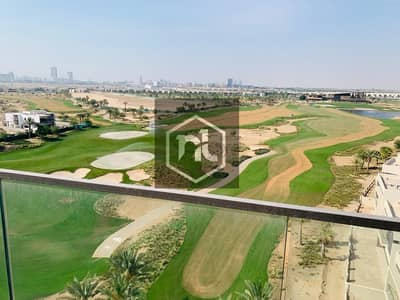 2 Bedroom Apartment for Sale in DAMAC Hills (Akoya by DAMAC), Dubai - AS PRETTY AS PICTURES...FURNISHED TWO BED ROOM+MAID WITH GOLF COURSE VIEW