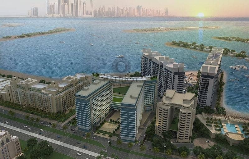 FULL SEA VIEW/BEACH ACCESS/ 1 BEDROOM APARTMENT/HAND OVER 2020 Q 4