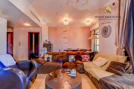 فلیٹ 3 غرف نوم للايجار في جميرا بيتش ريزيدنس، دبي - Sea View - Chiller Free - High Floor