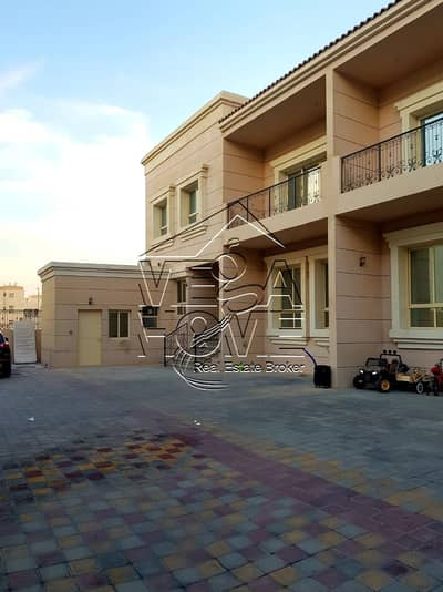 6 Bedroom Villa for Rent in Mohammed Bin Zayed City, Abu Dhabi - SPACIOUS 6 MASTER BEDROOM VILLA (COMPOUND)