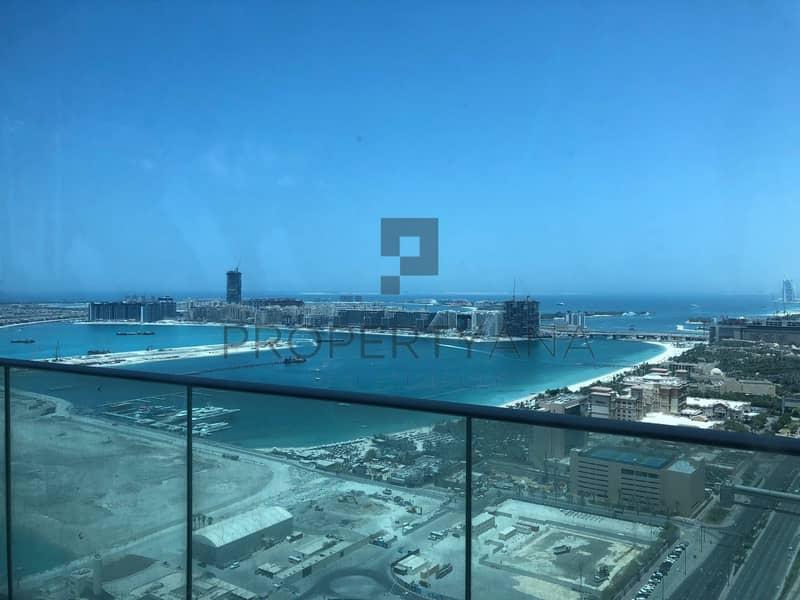 2 FREE AC 1B FURNISHED| FENDI | HIGH FLOOR SEA VIEW