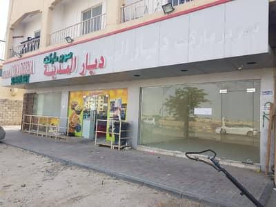 Shop for Rent in Al Jurf, Ajman - Ajman Jurf Industrial 1 behind the Chinese market