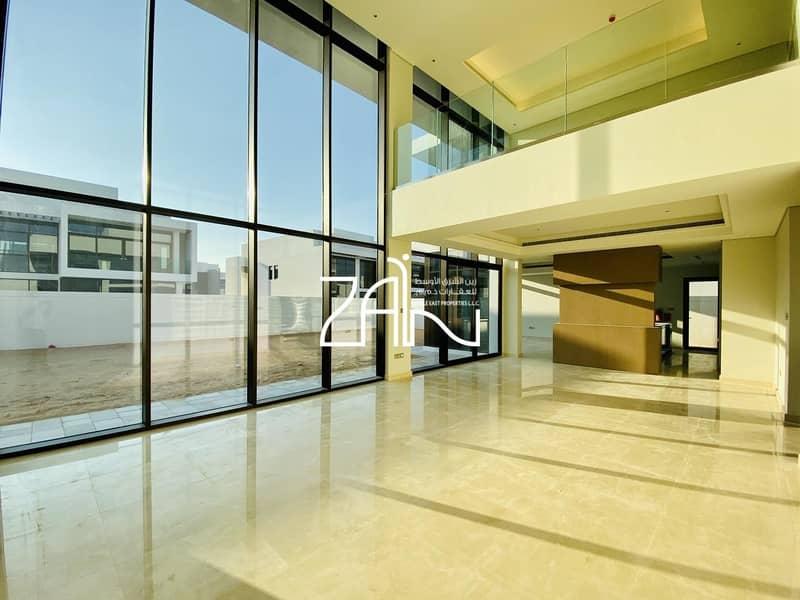 2 Modern Luxurious 4 BR Villa Brand New with Garden