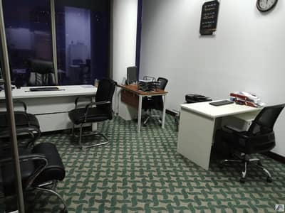 Office for Rent in Sheikh Zayed Road, Dubai - Fully Furnished Serviced Independent Offices in Beautiful Near Land Mark Building one minute walk away from DIFC Metro