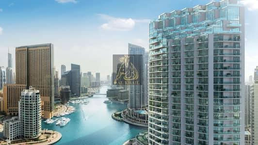 فلیٹ 2 غرفة نوم للبيع في دبي مارينا، دبي - Luxury 2BR Apartment + Study + Maids for sale in Dubai Marina | Waterfront Apartments | Stunning Marina and Sea Views