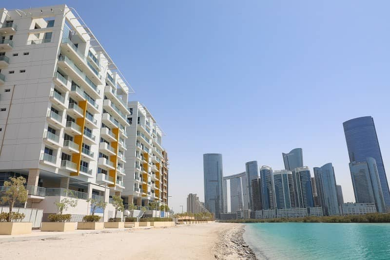 Elegantly Furnished 2 Beds with Sea View-Brand New