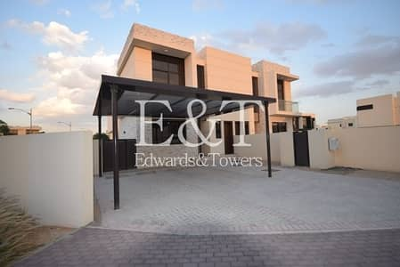 فیلا 4 غرف نوم للايجار في داماك هيلز (أكويا من داماك)، دبي - Single Row | Extended Corner Plot |Landscaping