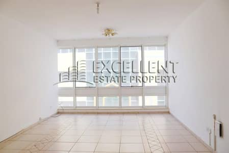 3 Bedroom Apartment for Rent in Airport Street, Abu Dhabi - Fancy Light Filled Apartment with Parking