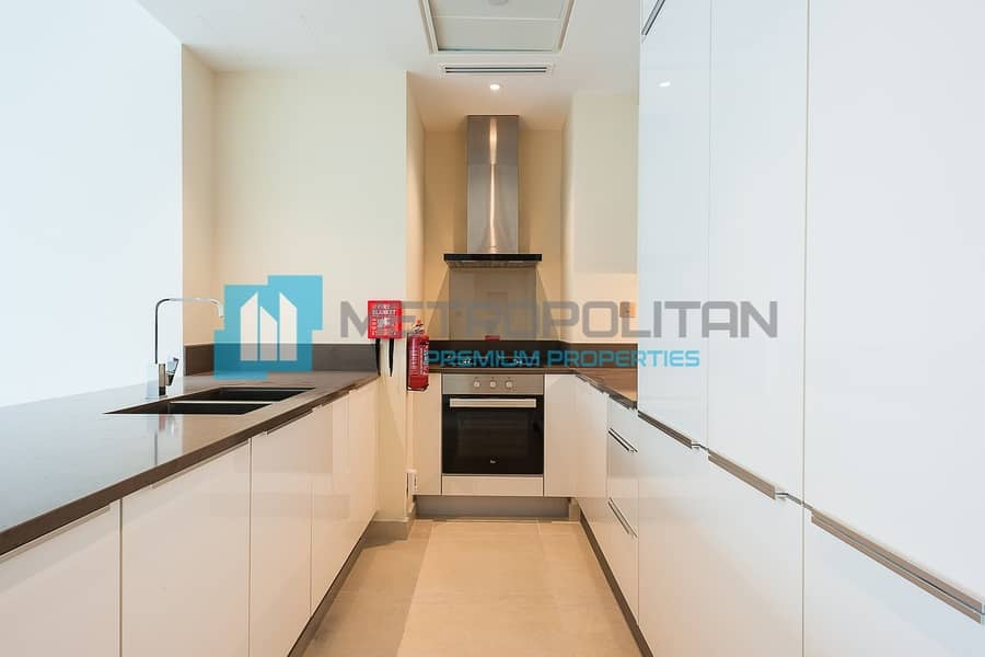 2 Exclusive 1BR | Full Marina View | Vacant