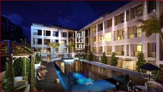 شقة 1 غرفة نوم للبيع في أرجان، دبي - Own Luxury Apartment with facing miracle garden al barsha...For sale in Dubai