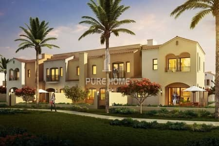 2 Bedroom Townhouse for Sale in Serena, Dubai - Hot Deal Wonderful Townhouse for Sale in Casa Viva