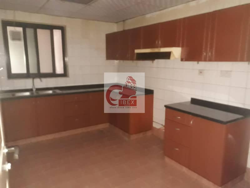 9 Spacious 2 bedrooms and hall only 64k 1700sqft with pool &gym Beautiful garden