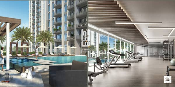 1 Bedroom Apartment for Sale in Dubai Hills Estate, Dubai - Move in now and pay later!! No commission!! For sale in Dubai